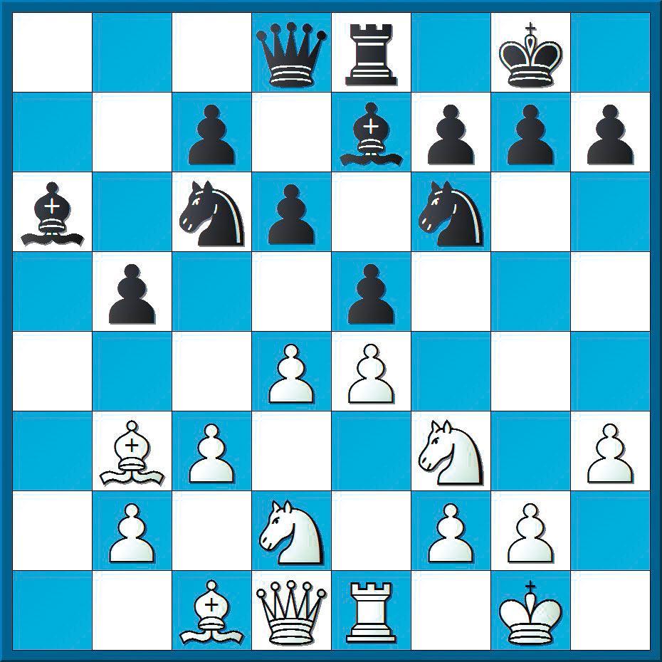 Schachlösung aus Nr. 42