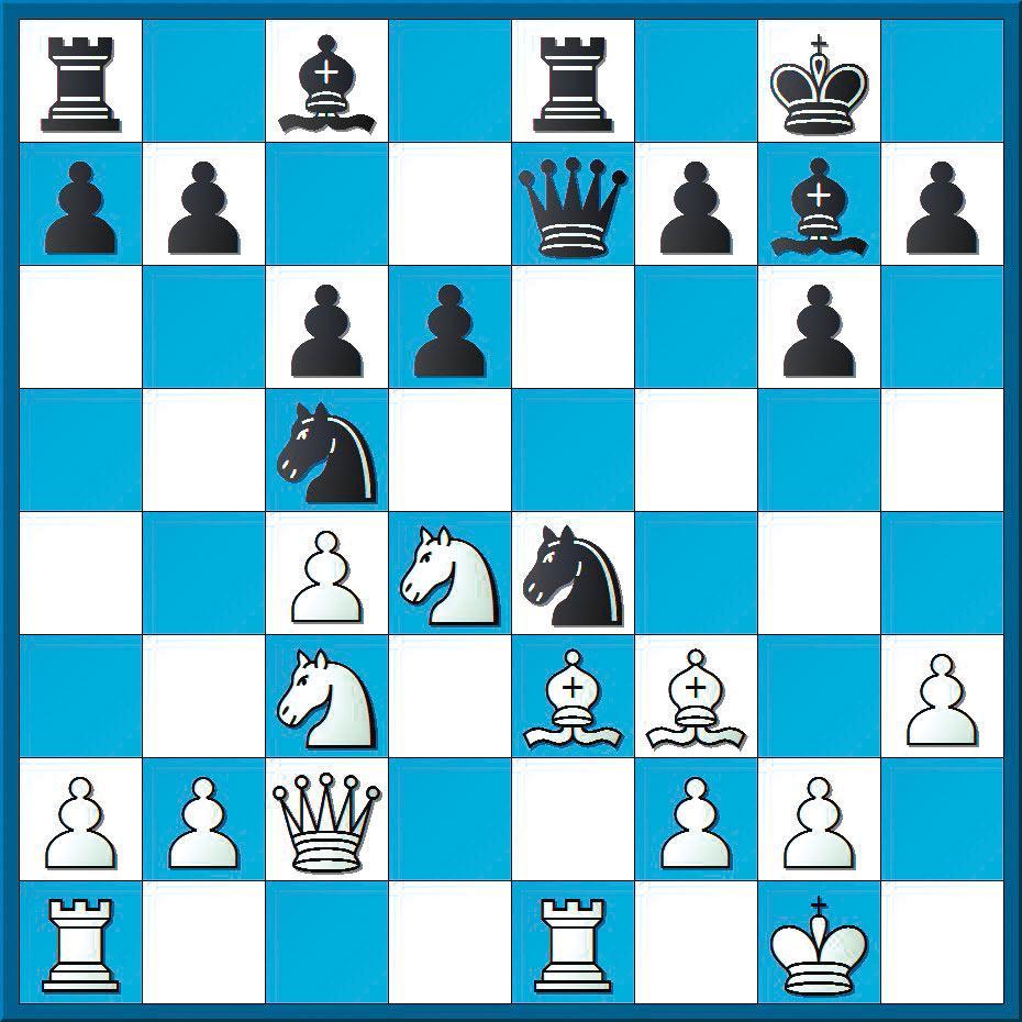 Schachlösung aus Nr. 5