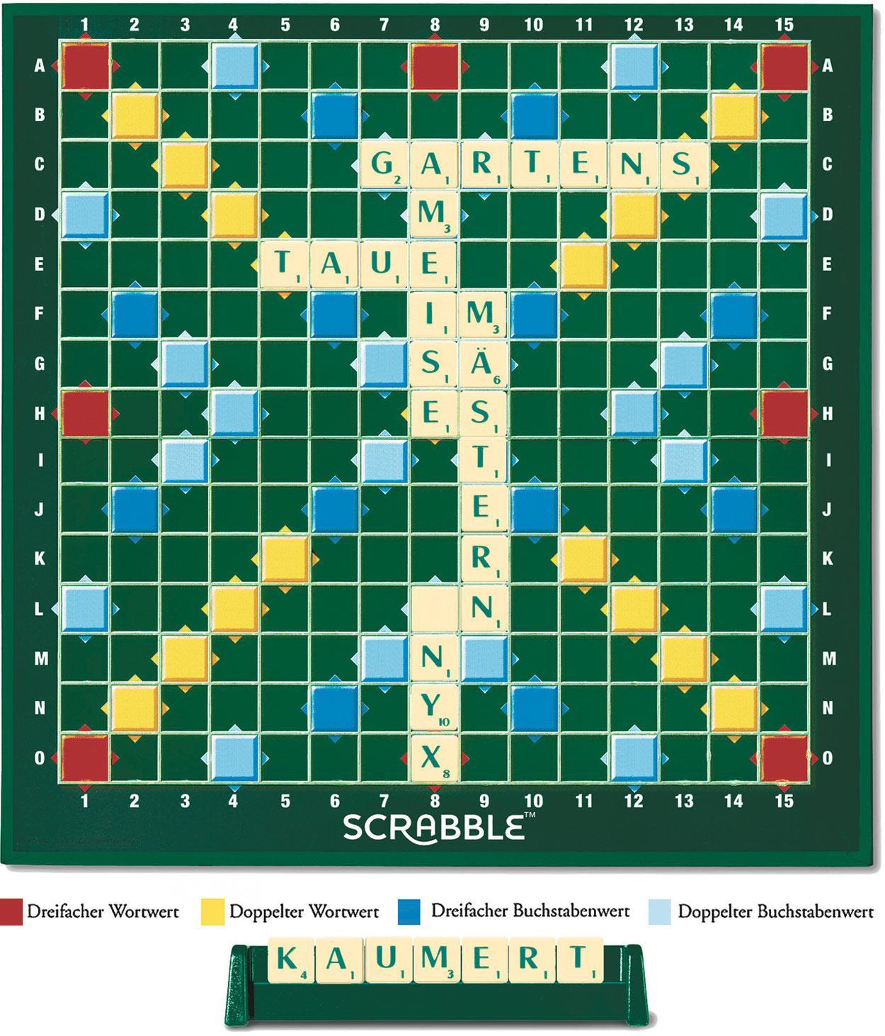Scrabble-Sommer Folge 4