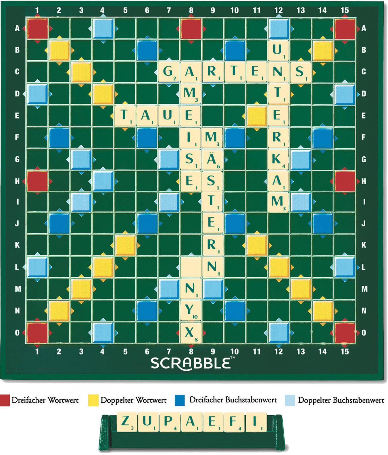 Scrabble-Sommer Folge 5