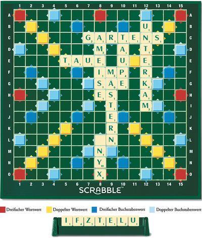 Scrabble Wortliste