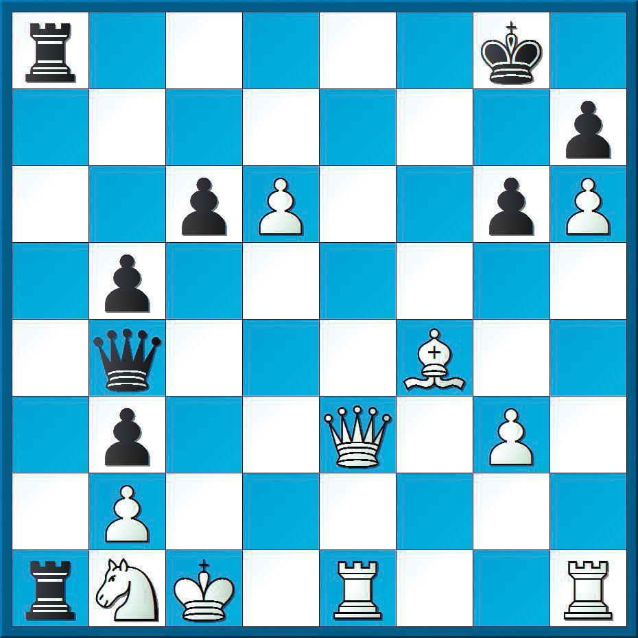 Schachlösung aus Nr. 38