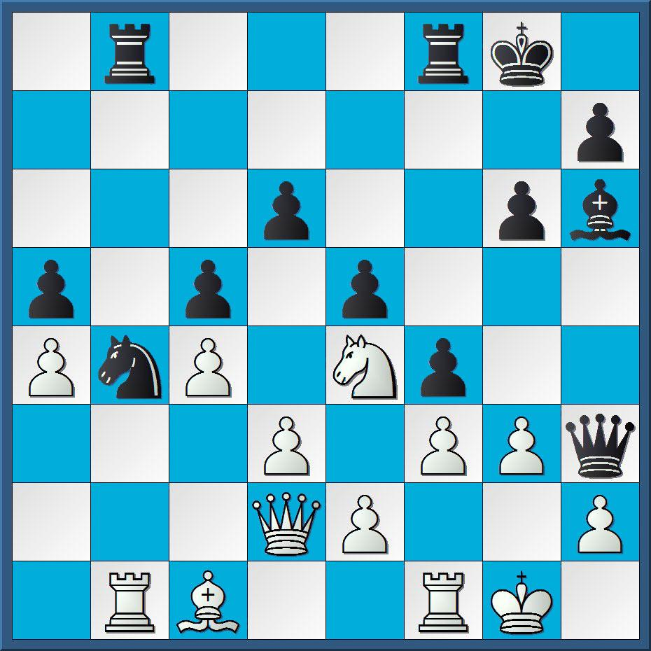Schachlösung aus Nr. 27