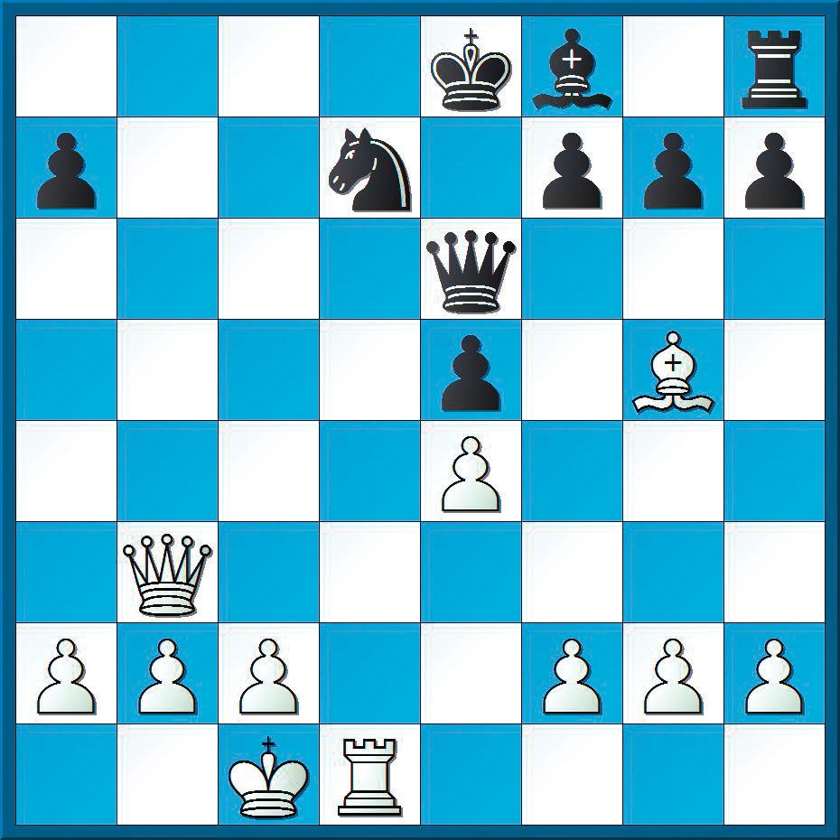 Schachlösung aus Nr. 1