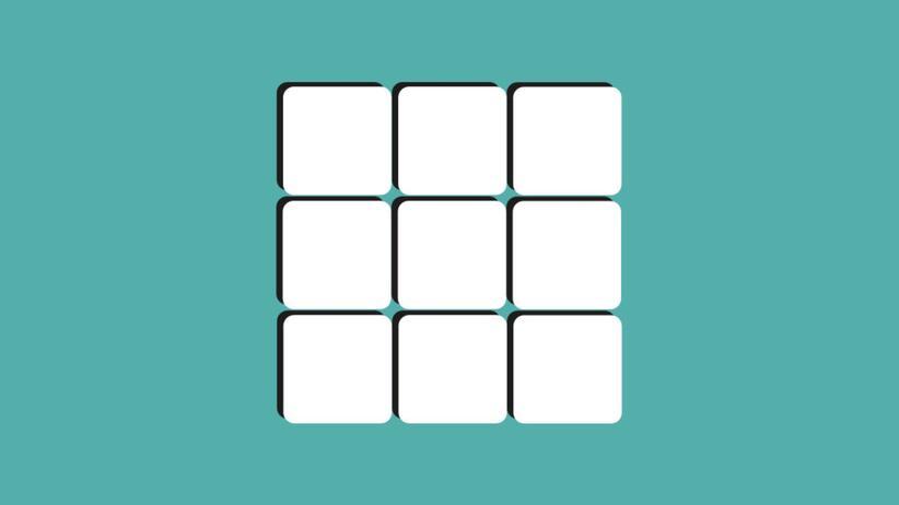 Einfach – mittel – schwer: Sudoku für Einsteiger