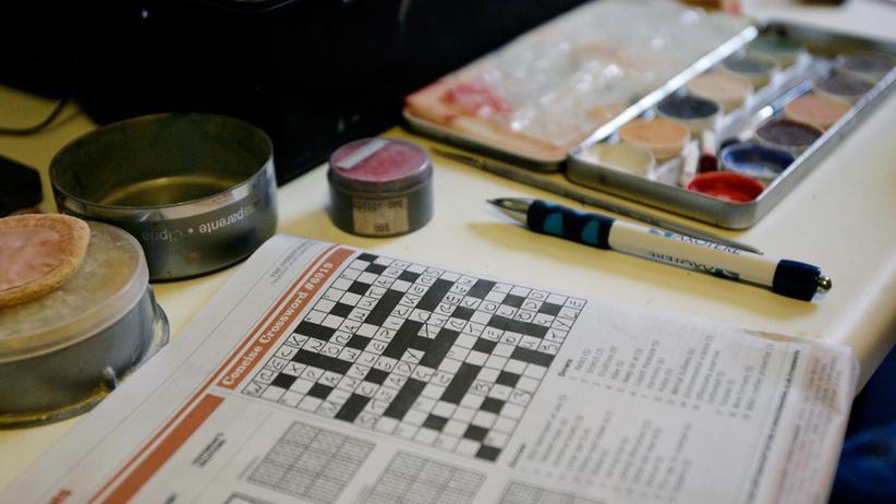 Kreuzworträtsel: Um die Ecke gedacht