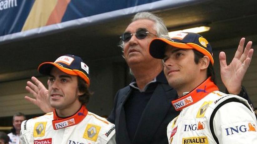 Formel-1-Skandal: Aus für Briatore, Bewährung für Renault