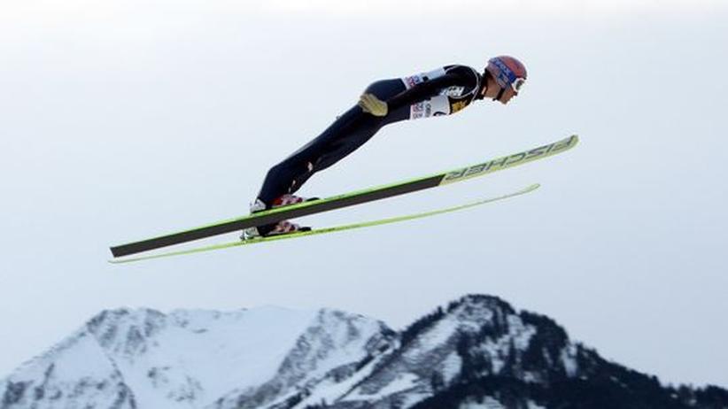 Vierschanzentournee: Andreas Kofler gewinnt in Oberstdorf