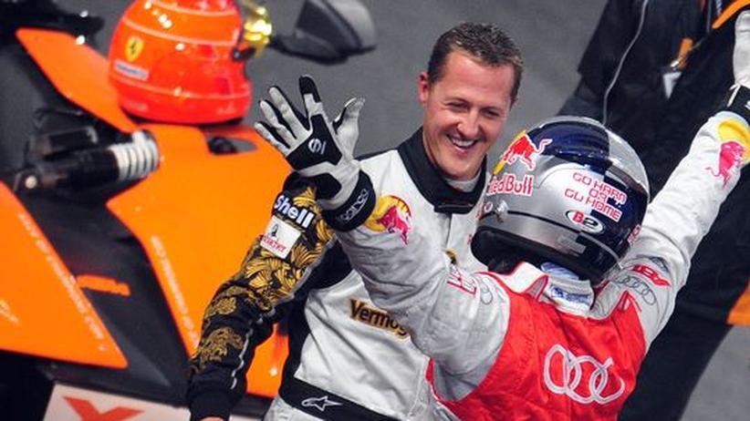 Formel 1: Schumacher plant Comeback