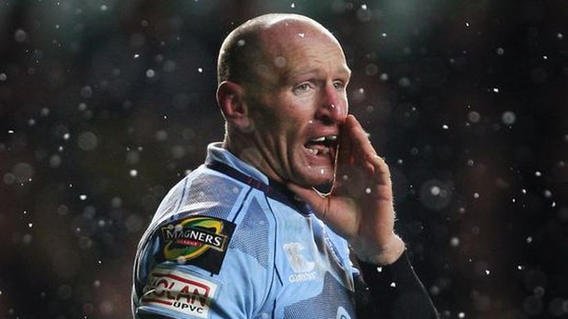 Gareth Thomas: Mit 100 Länderspielen Rekordnationalspieler des walisischen Rugby-Teams