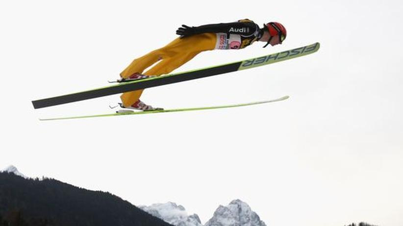 Skispringen Kostenlos Online Spielen