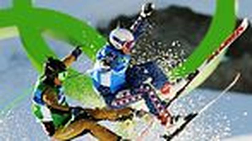Skicross: Rebellion gegen den traditionellen Skibetrieb