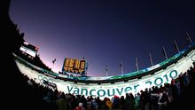 Olympia in Bildern: Im Bann der Wettkämpfe