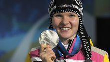 Stephanie Beckert gewinnt Silber bei den Olympischen Winterspielen in Vancouver
