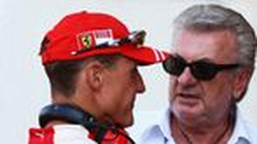"""Formel 1: """"Michael muss niemandem etwas beweisen"""""""