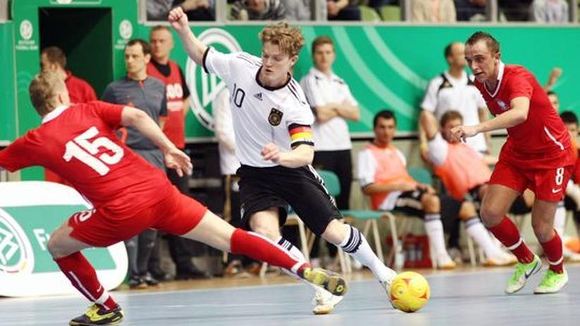 Futsal: Der frischere Fußball