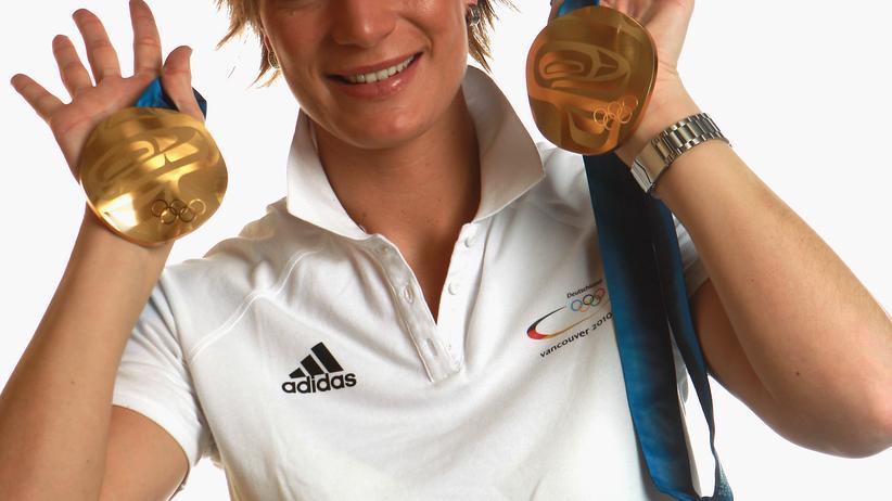 Deutsches Olympiateam: Wenn die Frauen nicht wären ...