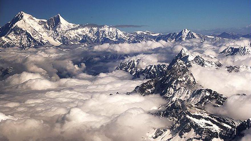 Himalaya Berge Karte.Bergsteigen Erste Frau Bezwingt Alle 14 Achttausender