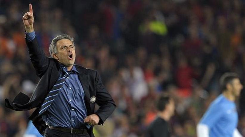 Champions League: Mourinhos Inter ist Finalgegner der Bayern