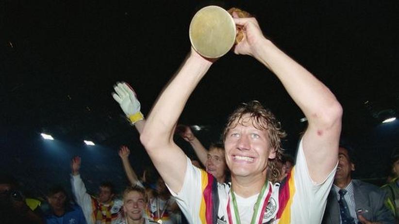 Mein WM-Erlebnis: 1990: Guido Buchwald: Ich habe gesehen, wie Rijkaard noch einmal hinterhergespuckt hat