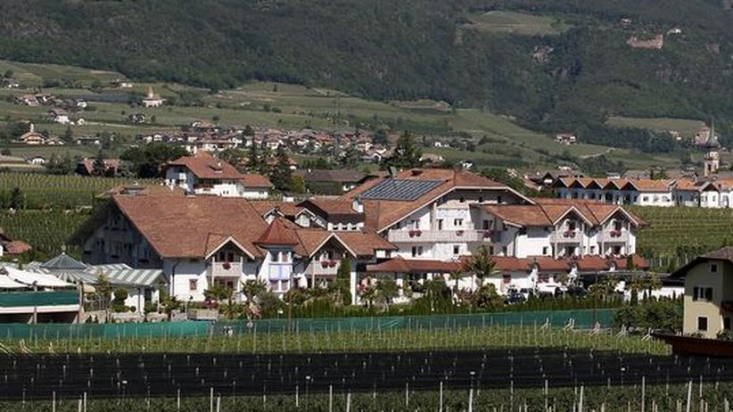 Schon 1990 hat Franz Beckenbauer die Nationalmannschaft in Südtirol trainiert