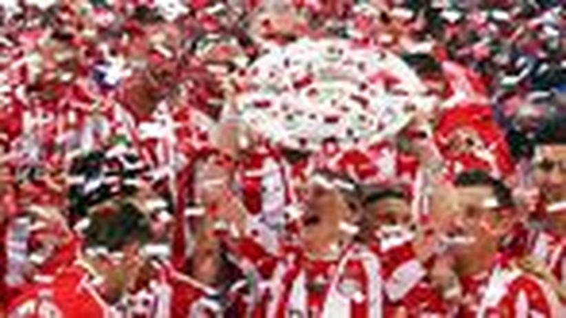 Bundesliga 34. Spieltag: Bayern ist Meister, der VfL Bochum muss absteigen