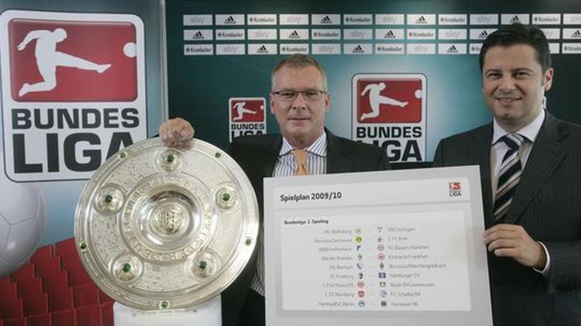 Finanzen in der Bundesliga: Bundesligavereine bilanzieren wie Kegelclubs