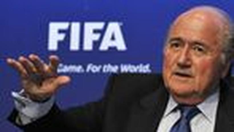 Fußball: Der Messdiener des Weltfußballs