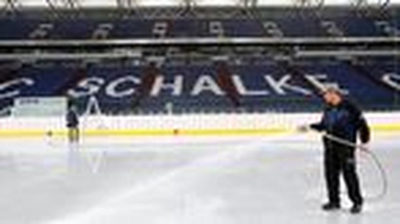 Eishockey: Schalke auf Eis