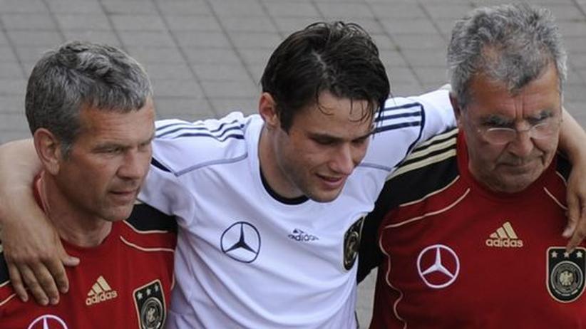 Fußball-WM: Engpass im deutschen Mittelfeld