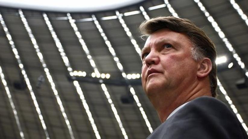 Bundesliga: Meistermacher Louis van Gaal