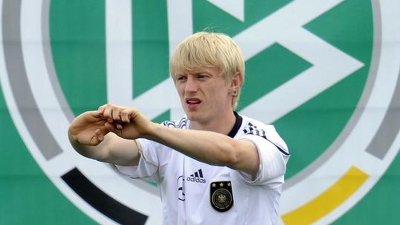 Darf nicht nach Südafrika: Andreas Beck verpasst den WM-Kader