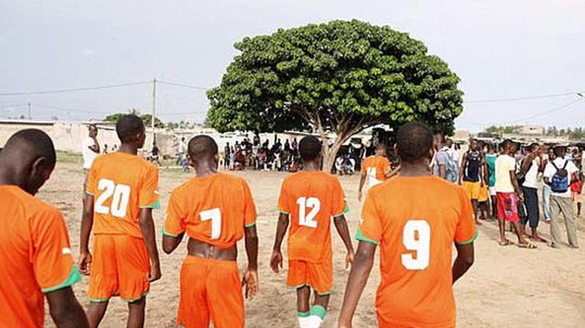 Elfenbeinküste: Klicken Sie hier, um zur Fotostrecke über Didier Droga zu gelangen