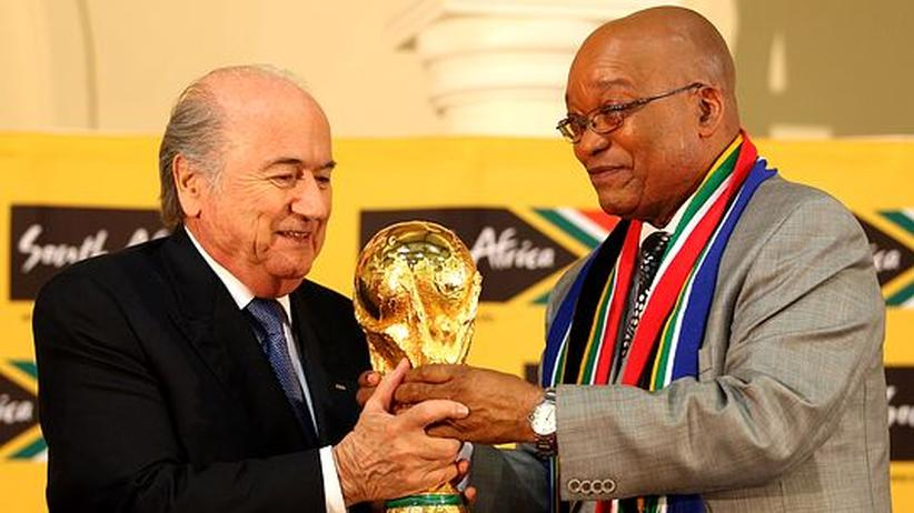 Fußball-Weltmeisterschaft: Am Ende gewinnt immer die Fifa