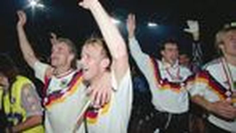 Fussball-Weltmeister 1990: Wir waren Helden