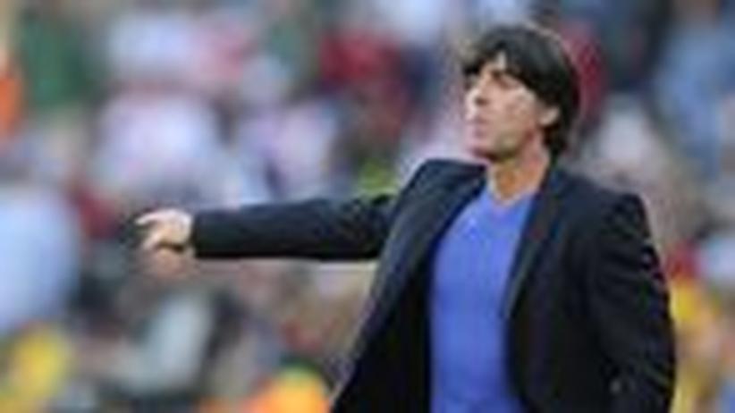 Deutschland – England: Mut, dein Name ist Löw