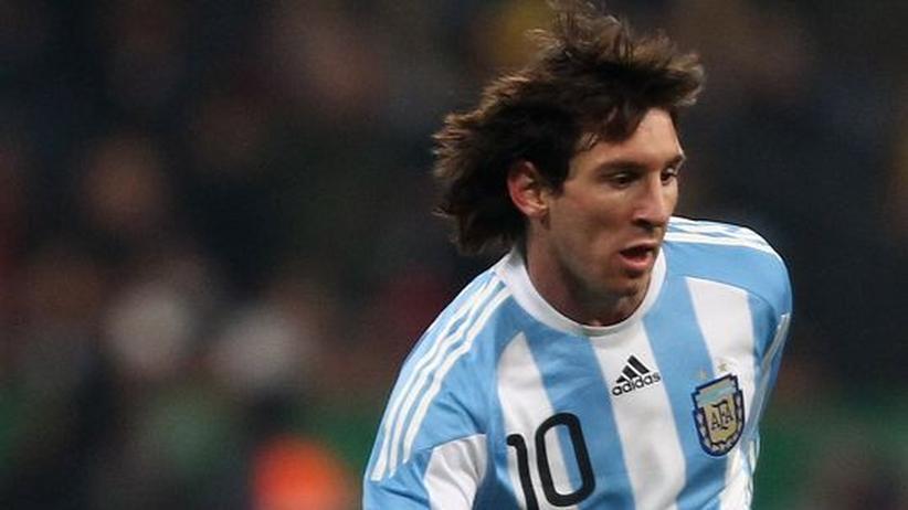 Fussball-WM: Wir Lionel Messi der Star der WM? Zweifel bleiben, vor allem wegen dessen Trainer