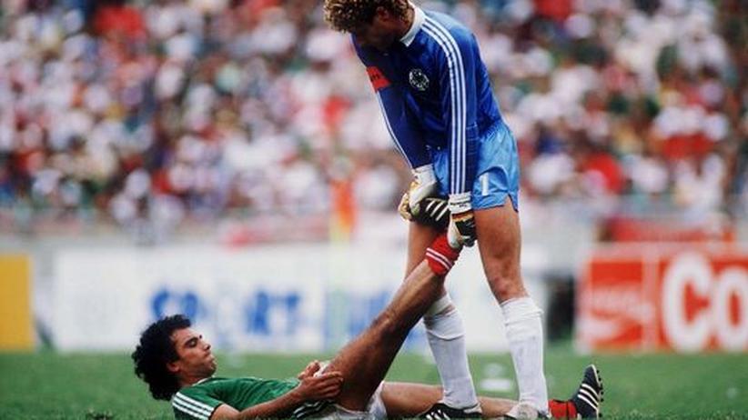 Mein WM-Erlebnis: 1986: Toni Schumacher: Die Argentinier waren doch stehend k.o.