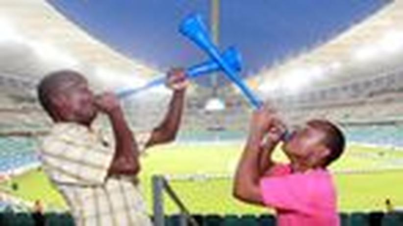 Weltmeisterschaft: Der Fußball verzaubert Südafrika und die Welt
