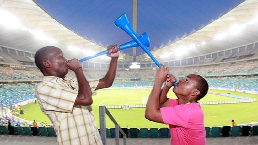 Weltmeisterschaft: Für Afro-Pessimismus ist kein Platz: Der Fußball verzaubert Südafrika und die Welt