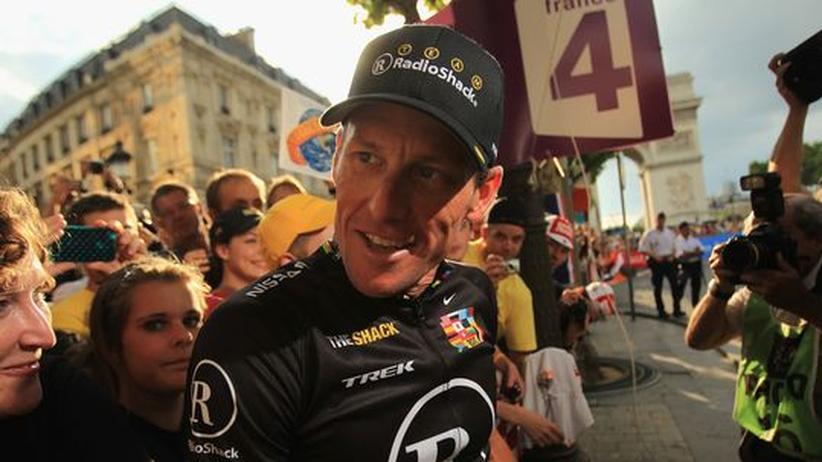 Doping im Radsport: Floyd Landis bekräftigt Doping-Vorwürfe gegen Lance Armstrong