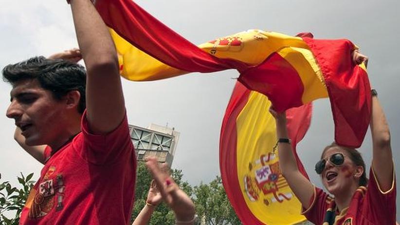 Spanien und das Endspiel: Ein WM-Sieg gegen die Krise