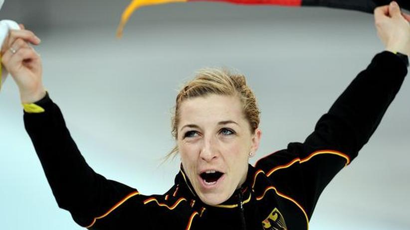 Eisschnelllauf: Anni Friesinger-Postma hört auf