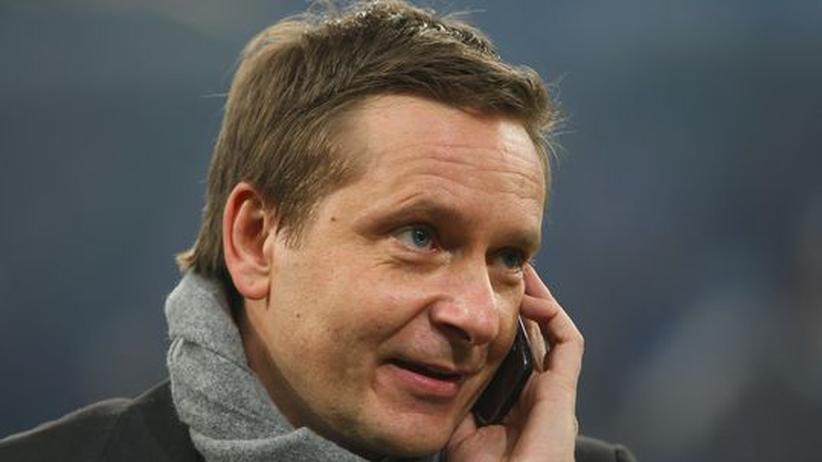 Bundesliga: Heldt wird Sportdirektor auf Schalke