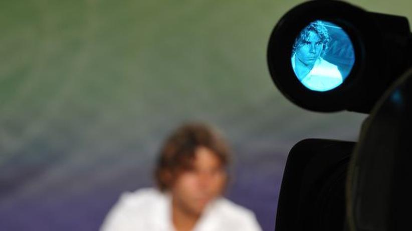 Wimbledon-Sieger Nadal: Unter der Lupe: der aktuelle Wimbledon-Sieger Rafael Nadal