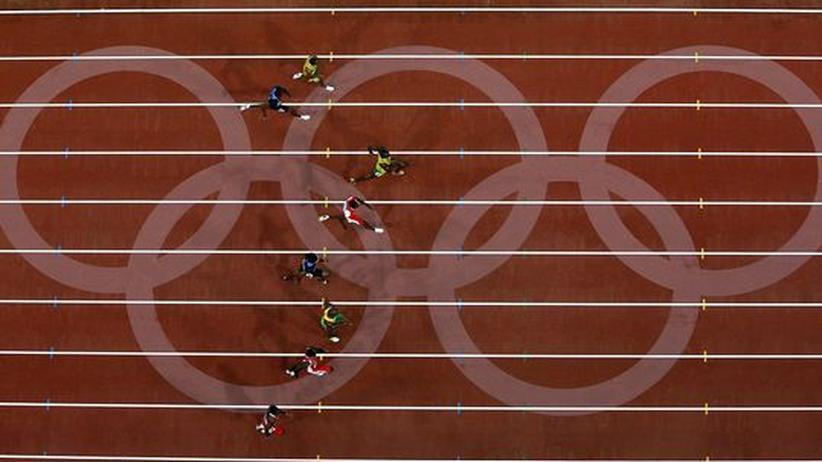 Sportrecht: Fünf Ringe zum Geldverdienen