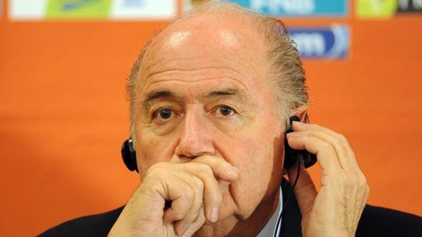 Sepp Blatter: Friedensnobelpreis? Wofür nur!