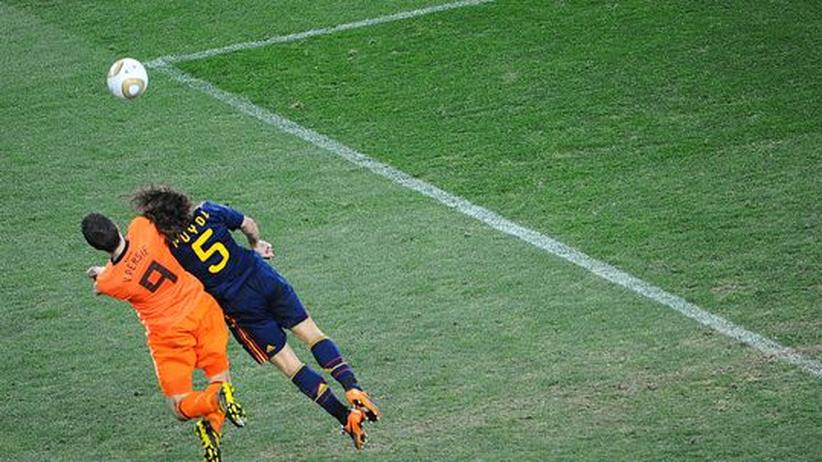 WM-Analyse: Aktion und Reaktion