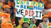 Alles in allem hat Südafrika einen anständigen Job gemacht – und die ganze Welt war Zeuge