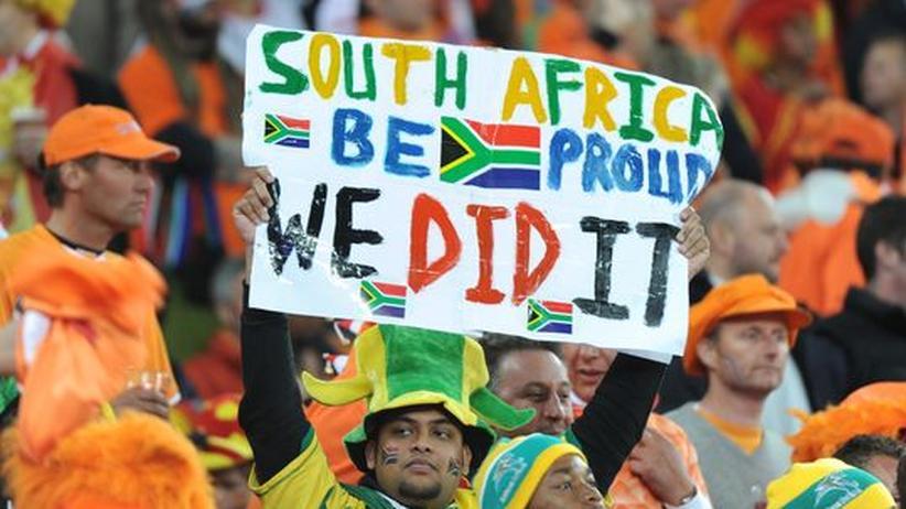 Südafrika nach der WM: Durch Fußball vereint